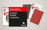 Rummy Poker Canasta - Nagyindexes