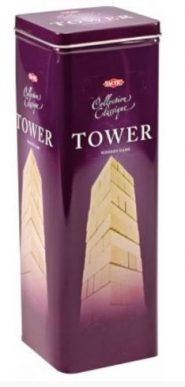 Tower - fémdobozos