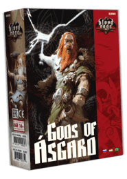 Blood Rage - Asgard istenei