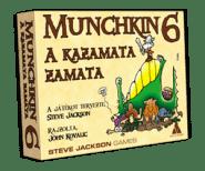 Munchkin - Kazamata zamata (színes)