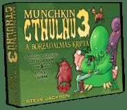 Munchkin Cthulhu 3 - A borzalmas kripta