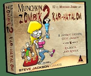 munchkin zombik2