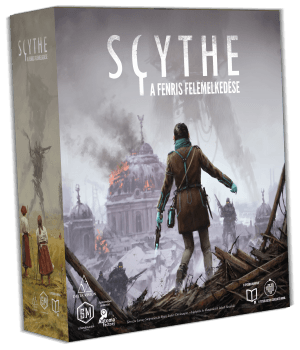 Scythe - A Fenris felemelkedése