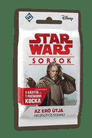 Star Wars - Sorsok - Az erő útja kiegészítő