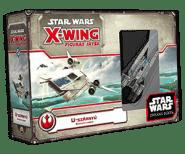 Star Wars - X-Wing: U szárnyú Kiegészítő csomag