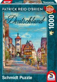 Schmidt Puzzle -Germany, 1000 pcs