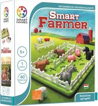 Smart farmer társasjáték
