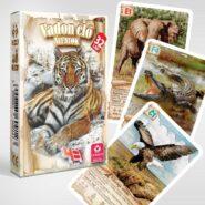 Kártyák Vadon él ő állatok