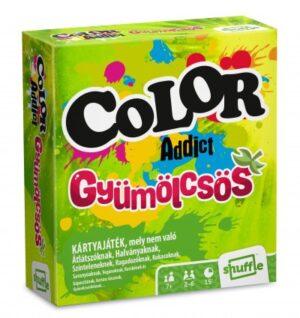 Color Addict - Gyümölcsös társasjáték
