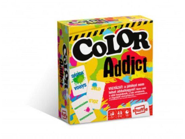 Color Addict társasjáték
