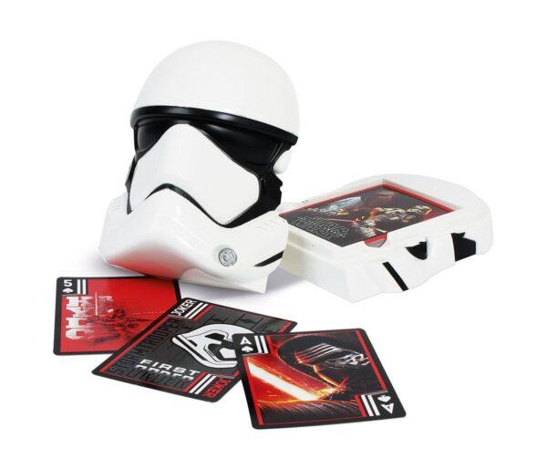 Star Wars rohamosztagos sisak kártya