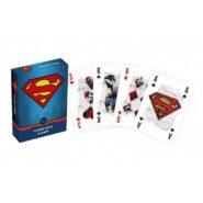 Kártyák DC – Superman -Francia kártya