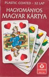 Magyar kártya Hagyományos