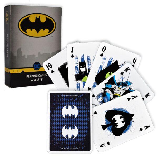 DC Batman Francia kártya