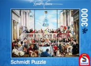 Schmidt Puzzle – Sic transit gloria mundi, 3000 pcs