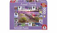Puzzle Schmidt Puzzle – Der Duft des Lavendels, 1000 db
