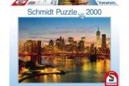 Schmidt Puzzle – New York, 2000 db