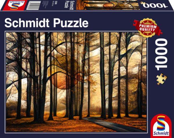 Schmidt Puzzle – Magical forest 1000 db