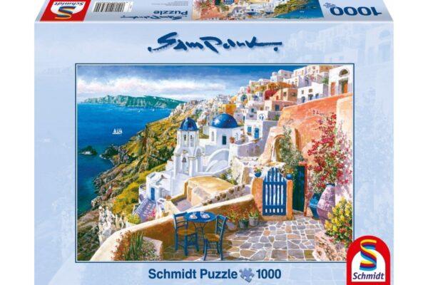 Schmidt Puzzle - View from Santorin Sam Park 1000 db