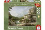 Puzzle Schmidt Puzzle – Mountain palace, 1000 db