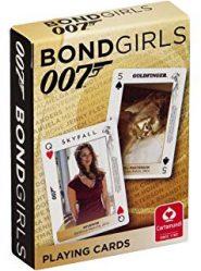 Kártyák Bond Girl – 007