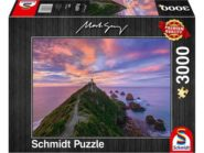 Puzzle Schmidt Puzzle – Nugget Point Lighthouse, The Catlins, South Island, 3000 db