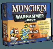 Delta Vision Munckin – Warhammer 40K Vadak és vrázslók kiegészítő