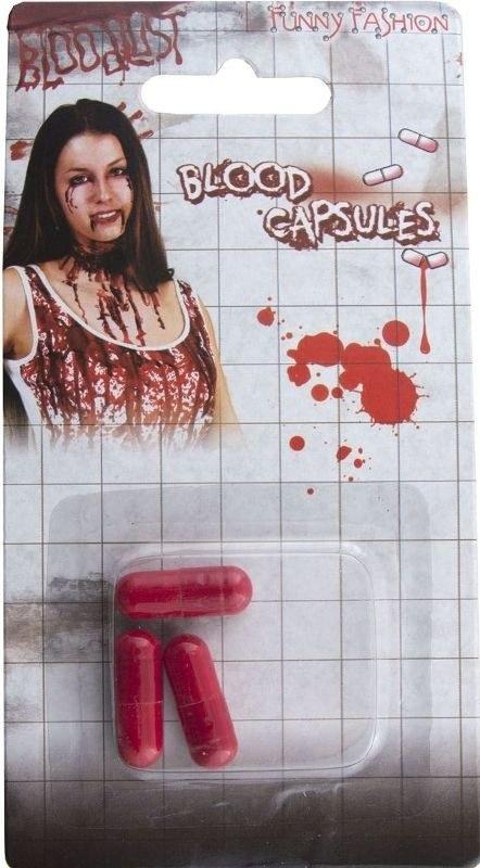 Vérkapszula 3 db/csomag