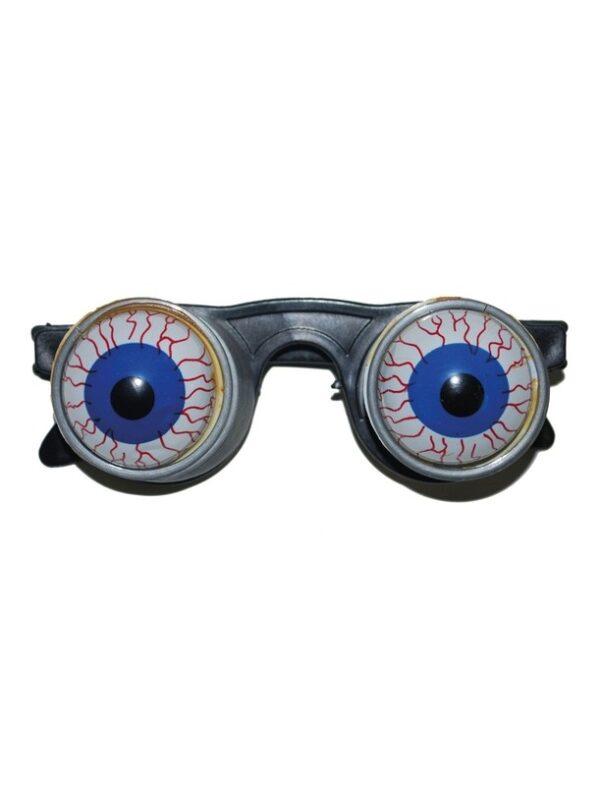 Szemüveg rugós szemgolyóval