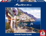 Puzzle Schmidt Puzzle – Délután Amalfi-ban, Sam Park, 2000 db