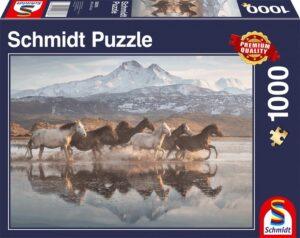 Schmidt Puzzle Pferde in Kappadokien 1000 db