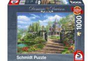 Puzzle Schmidt Puzzle – Idyllisches Landgut 1000 db