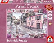 Puzzle Schmidt Puzzle – Romantikus kirándulás, 1000 db