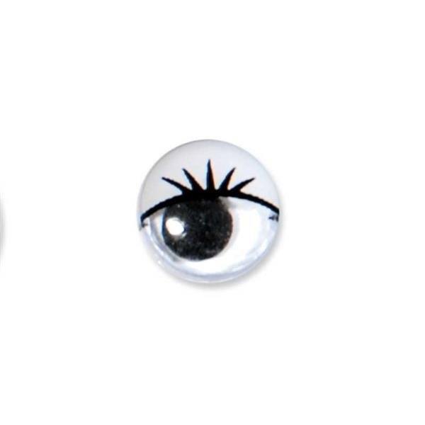 Mozgó szemek 7mm