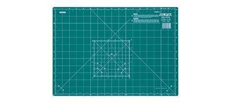 OLFA CM-A4 vágólap 21x30 cm 2 mm vastag