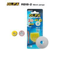 OLFA körpenge RB18-2 - 8mm