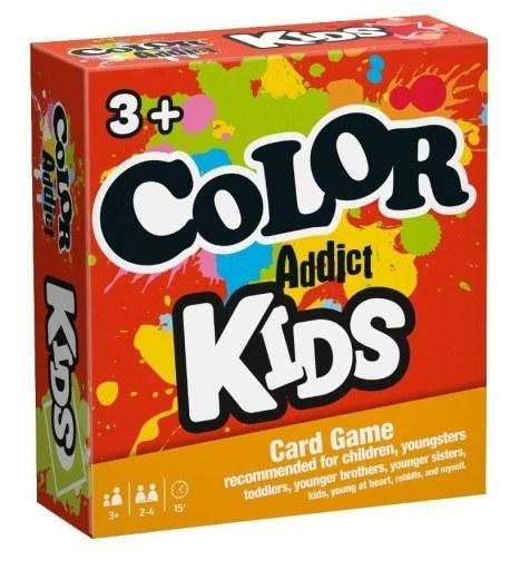 Color Addict - Kids társasjáték
