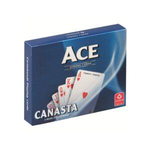 ACE Canasta dupla paklis 110 lapos