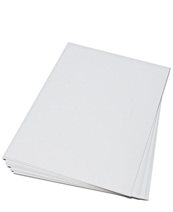 Öntapadós papír matt fehér A3
