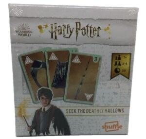 Herry Poter Halál ereklyéi társasjáték