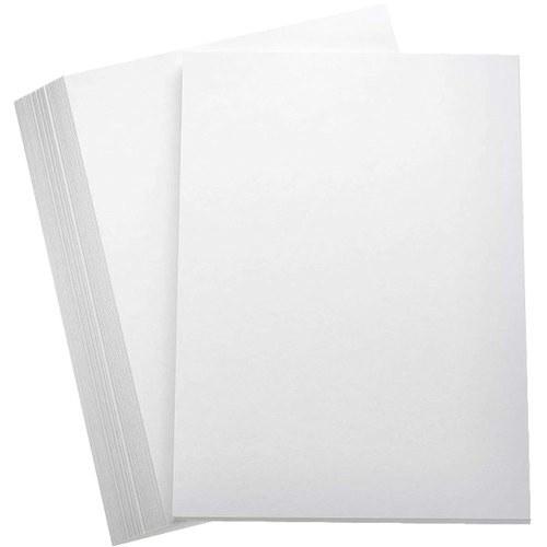 Öntapadós papír matt fehér A4