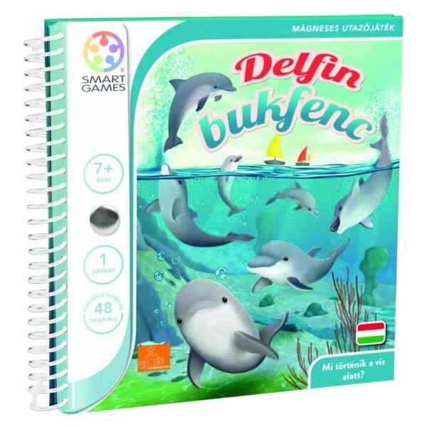 Magnetic Travel Delfin bukfenc
