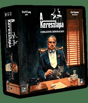 A keresztapa Corleone birodalma tarsasjatek