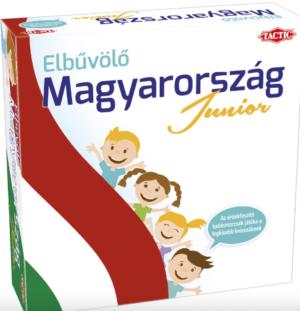 Elbűvölő Magyarország Junior társasjáték
