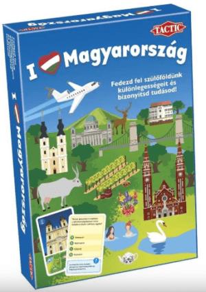 I Love Magyarország társasjáték