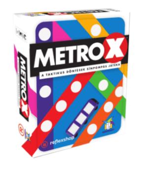 MetroX társasjáték