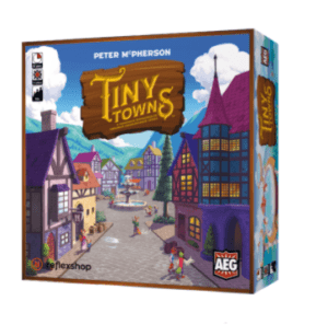Tiny Town társasjáték