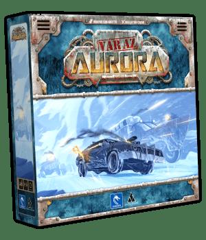 Vár az Aurora társasjáték
