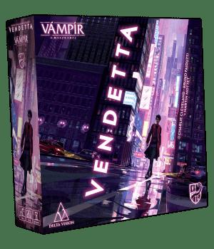 Vendetta Vámpír a Maszkabál