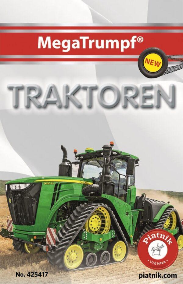 Megatrumpf Traktorok
